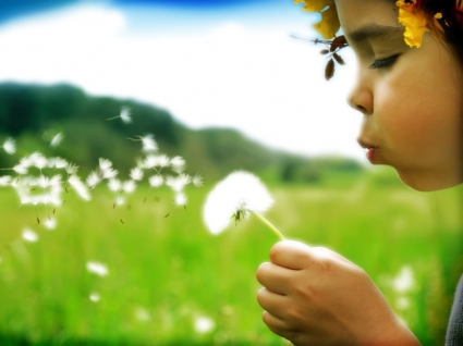 Nature Child Wallpaper Miscellaneous